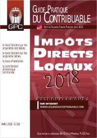 Impôts directs locaux - pack 10 accès